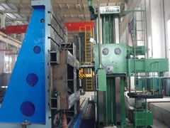 Large boring-milling machine