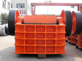 Jaw Type Stone Crusher