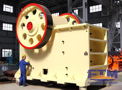 Large Stone Jaw Crusher PE