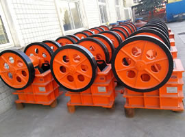 Jaw Small Stone Crusher