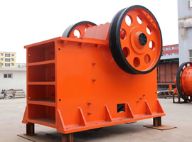 Jaw Crusher for Minerals India