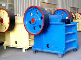 Indonesia Jaw Crusher for Chromite