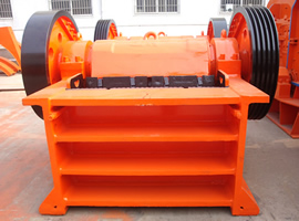 Indian Small Jaw Crusher