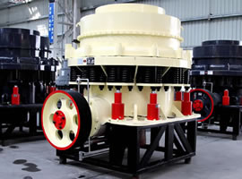 Tin Ore Mining Equipment Cone Crusher