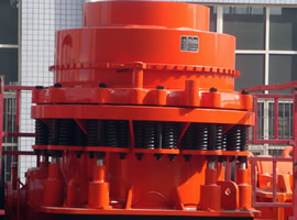 Copper Ore Cone Crusher