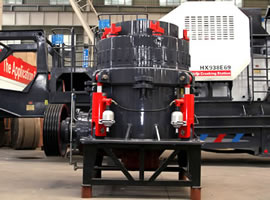 Cone Crusher for Cement Plant