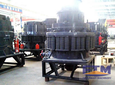 Cone Crusher for Concrete Crushing