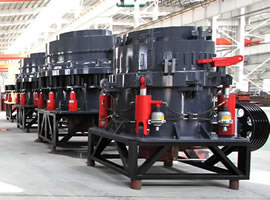 Cone Crusher for Rock Crushing