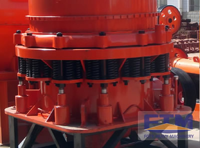 Symons Cone Crusher for Mining