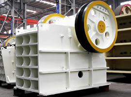Little Stone Jaw Crusher PE