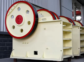 Jaw Crusher Machines for Sale in India